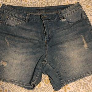 Michael Kors Shorts - Michael Kors Jean Shorts